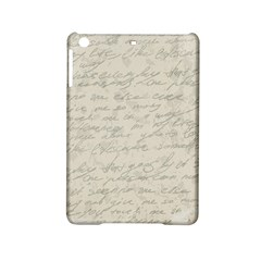 Handwritten Letter 2 Ipad Mini 2 Hardshell Cases