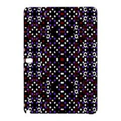 Futuristic Geometric Pattern Samsung Galaxy Tab Pro 10 1 Hardshell Case