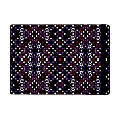 Futuristic Geometric Pattern Ipad Mini 2 Flip Cases