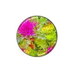Colored Plants Photo Hat Clip Ball Marker