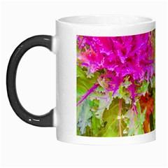 Colored Plants Photo Morph Mugs