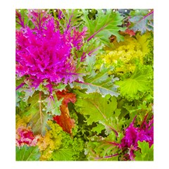 Colored Plants Photo Shower Curtain 66  X 72  (large)