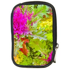 Colored Plants Photo Compact Camera Cases