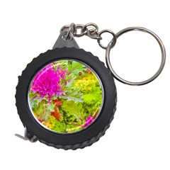 Colored Plants Photo Measuring Tape