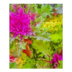Colored Plants Photo Shower Curtain 60  X 72  (medium)