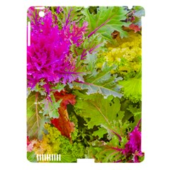 Colored Plants Photo Apple Ipad 3/4 Hardshell Case (compatible With Smart Cover)