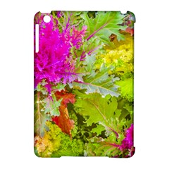 Colored Plants Photo Apple Ipad Mini Hardshell Case (compatible With Smart Cover)