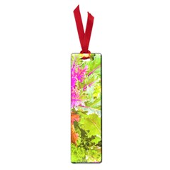Colored Plants Photo Small Book Marks