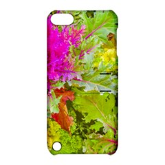 Colored Plants Photo Apple Ipod Touch 5 Hardshell Case With Stand