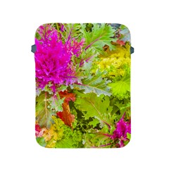 Colored Plants Photo Apple Ipad 2/3/4 Protective Soft Cases