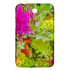 Colored Plants Photo Samsung Galaxy Tab 3 (7 ) P3200 Hardshell Case