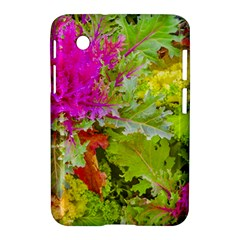 Colored Plants Photo Samsung Galaxy Tab 2 (7 ) P3100 Hardshell Case
