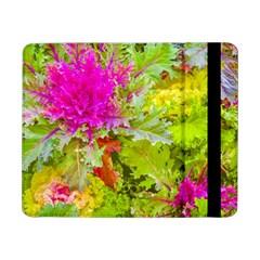 Colored Plants Photo Samsung Galaxy Tab Pro 8 4  Flip Case
