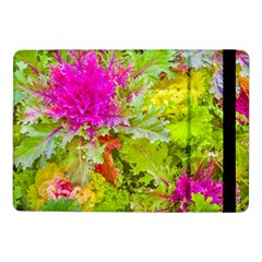 Colored Plants Photo Samsung Galaxy Tab Pro 10 1  Flip Case