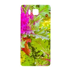Colored Plants Photo Samsung Galaxy Alpha Hardshell Back Case