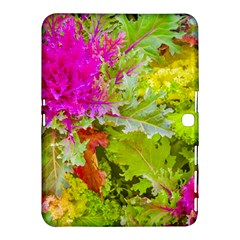 Colored Plants Photo Samsung Galaxy Tab 4 (10 1 ) Hardshell Case