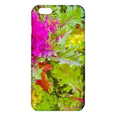 Colored Plants Photo Iphone 6 Plus/6s Plus Tpu Case
