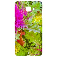 Colored Plants Photo Samsung C9 Pro Hardshell Case