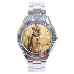 Lady 2507645 960 720 Stainless Steel Analogue Watch