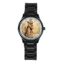 Lady 2507645 960 720 Stainless Steel Round Watch