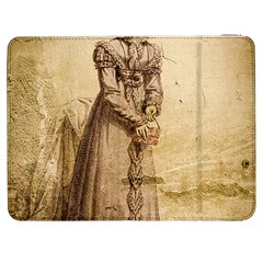 Lady 2507645 960 720 Samsung Galaxy Tab 7  P1000 Flip Case