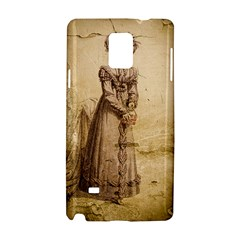 Lady 2507645 960 720 Samsung Galaxy Note 4 Hardshell Case