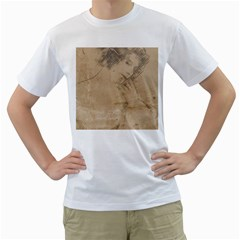 Anna Pavlova 2485075 960 720 Men s T Shirt (white) (two Sided)