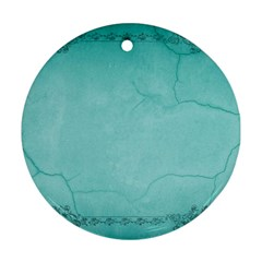 Wall 2507628 960 720 Ornament (round)