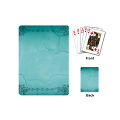 Wall 2507628 960 720 Playing Cards (mini)