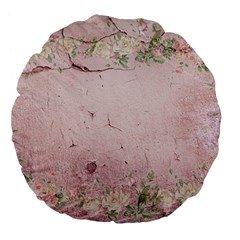 Cracks 2001002 960 720 Large 18  Premium Flano Round Cushions
