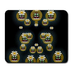 Bats In Caves In Spring Time Large Mousepads