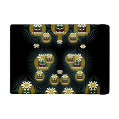 Bats In Caves In Spring Time Apple Ipad Mini Flip Case