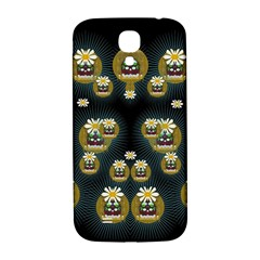 Bats In Caves In Spring Time Samsung Galaxy S4 I9500/i9505  Hardshell Back Case