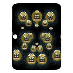 Bats In Caves In Spring Time Samsung Galaxy Tab 3 (10 1 ) P5200 Hardshell Case