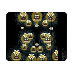 Bats In Caves In Spring Time Samsung Galaxy Tab Pro 8 4  Flip Case