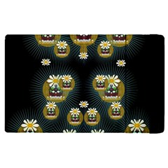 Bats In Caves In Spring Time Apple Ipad Pro 12 9   Flip Case
