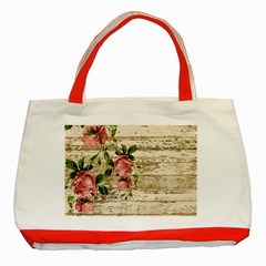 On Wood 2226067 1920 Classic Tote Bag (red)
