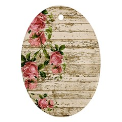 On Wood 2226067 1920 Oval Ornament (two Sides)