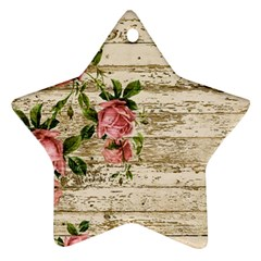On Wood 2226067 1920 Star Ornament (two Sides)