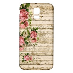 On Wood 2226067 1920 Samsung Galaxy S5 Back Case (white)