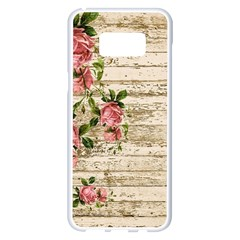 On Wood 2226067 1920 Samsung Galaxy S8 Plus White Seamless Case