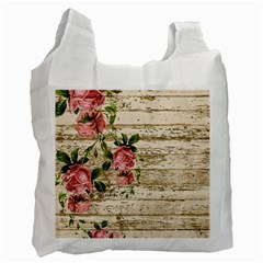 On Wood 2226067 1920 Recycle Bag (one Side)