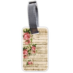 On Wood 2226067 1920 Luggage Tags (one Side)