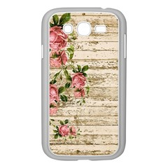 On Wood 2226067 1920 Samsung Galaxy Grand Duos I9082 Case (white)