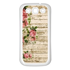 On Wood 2226067 1920 Samsung Galaxy S3 Back Case (white)