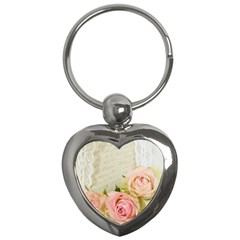 Roses 2218680 960 720 Key Chains (heart)