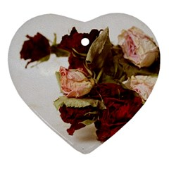 Vintage 1802788 1920 Heart Ornament (two Sides)