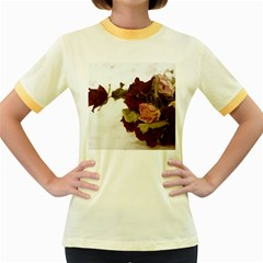 Shabby 1814373 960 720 Women s Fitted Ringer T Shirts