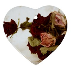 Shabby 1814373 960 720 Heart Ornament (two Sides)