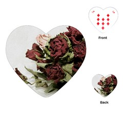 Roses 1802790 960 720 Playing Cards (heart)